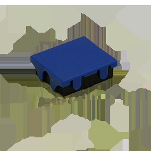 پد مهر پرینتی مربع درپوش دار sirdas کد 4310